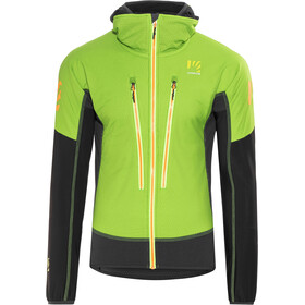 Karpos Alagna Plus Jacket Herren apple green/black